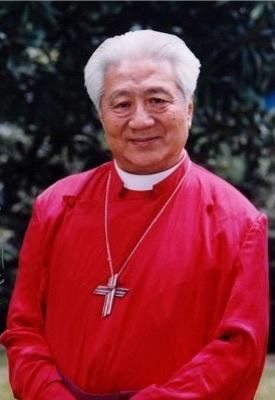 Bishop K H Ting