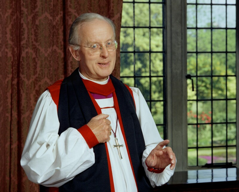 Archbishop Donald Coggan